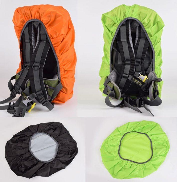 Водозащитный чехол для туристического рюкзака