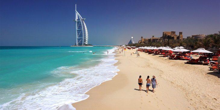 Восточный берег ОАЭ
