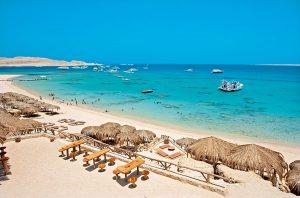 Зимой на море можно поехать в Египет
