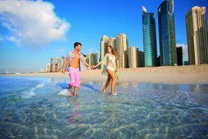 Зимой на море можно поехать в ОАЭ