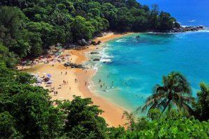 Зимой на море можно поехать в Таиланд