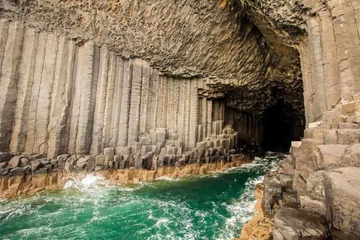 фингалова пещера фото