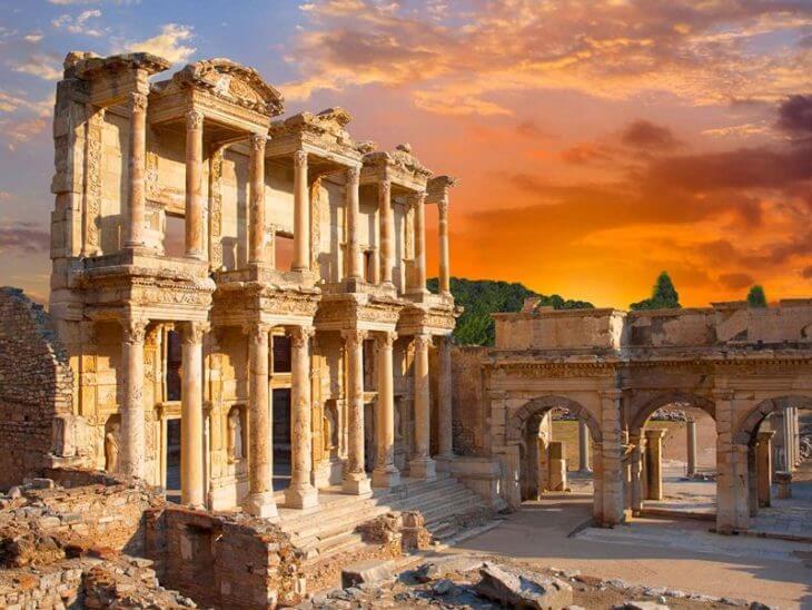 Город Эфес