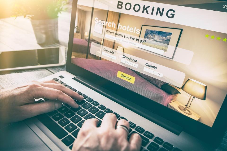 Как забронировать отель онлайн