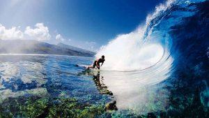 Серфинг в США