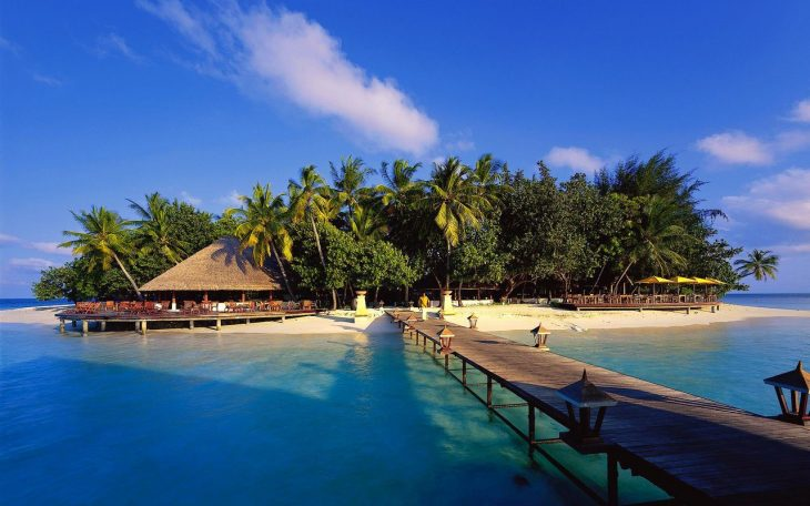 Тропические страны для отдыха