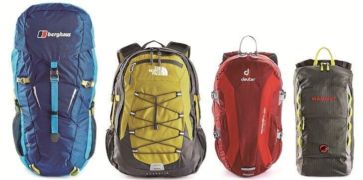 Объём рюкзака для путешествий