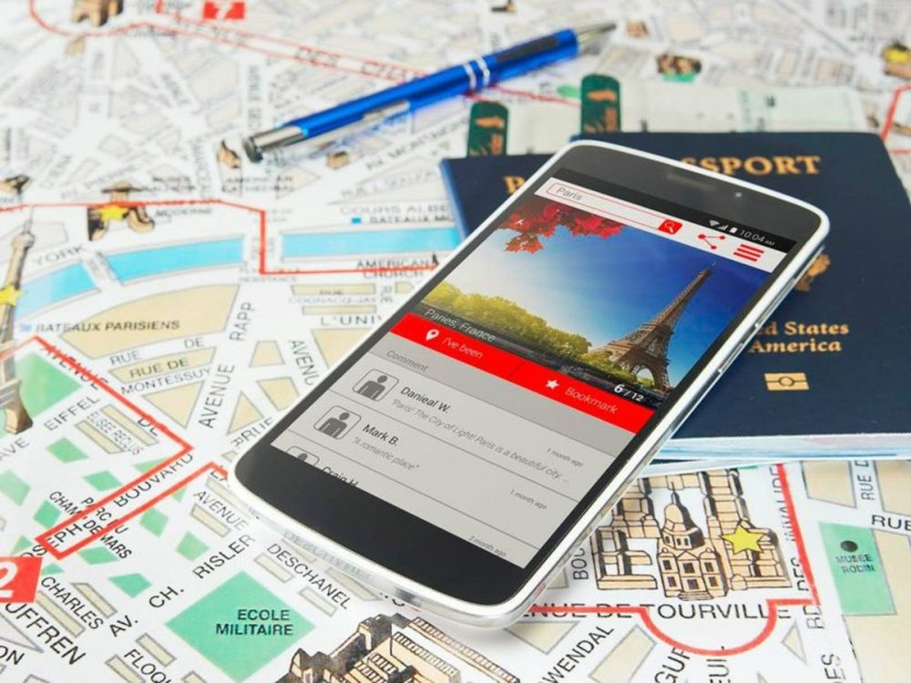 Приложения для путешествий по России