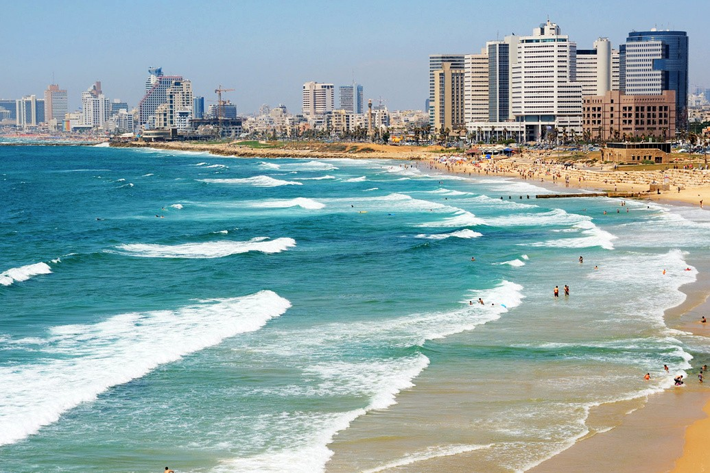 У берегов Израиля могут создать искусственные острова | Новости  Приднестровья