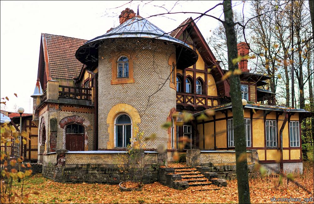 Самые красивые дома на Каменном острове | Питер Сегодня | Яндекс Дзен