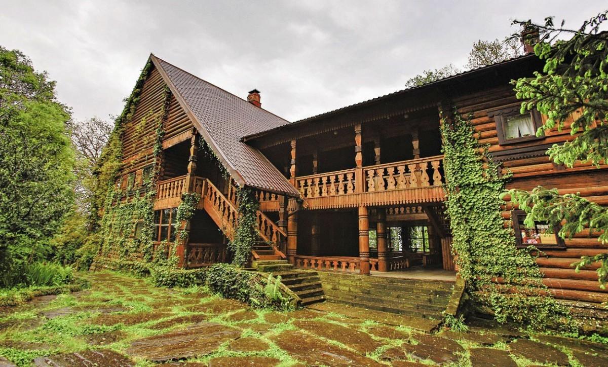 Чайные домики в Сочи