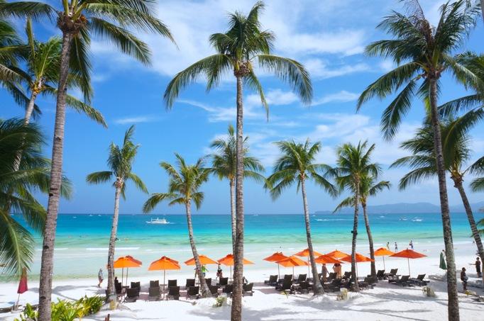 7 лучших пляжей острова Боракай — 2021
