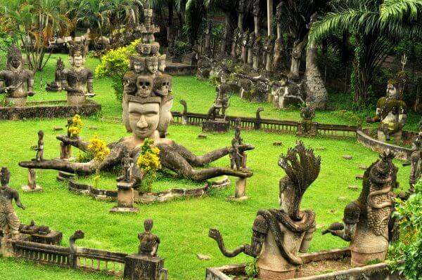 Лаос - что посмотреть туристу? | Туризм с Нами