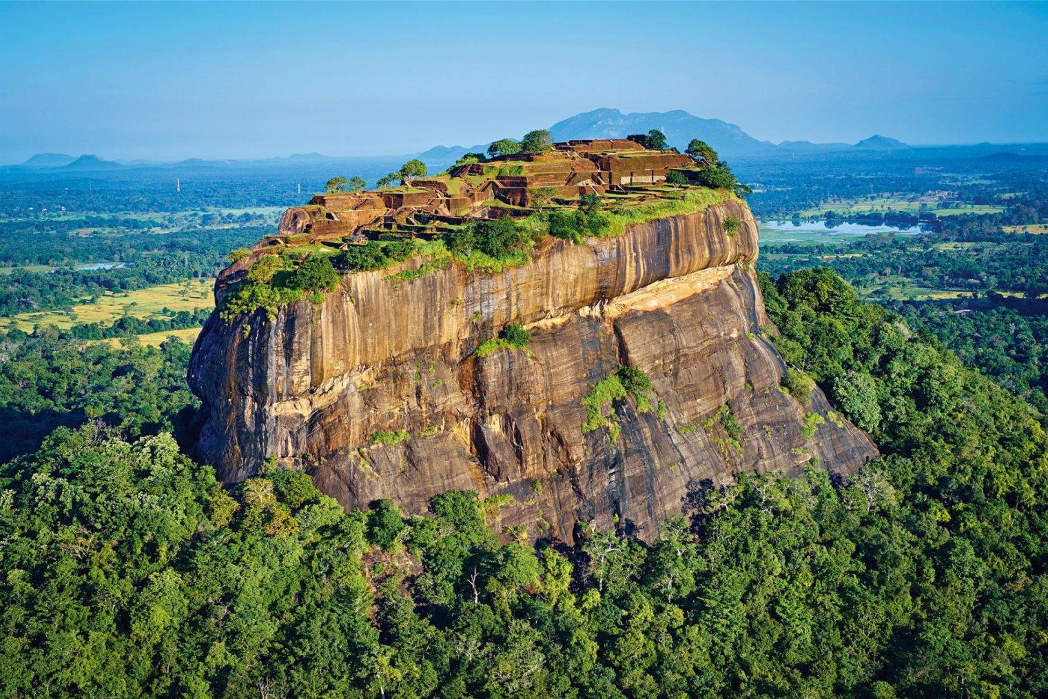 Sigiriya. Lion Rock Sinhalese | Сигирия | WANTSEE