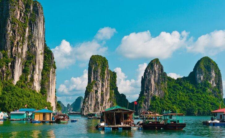 Топ 28 — достопримечательности Вьетнама