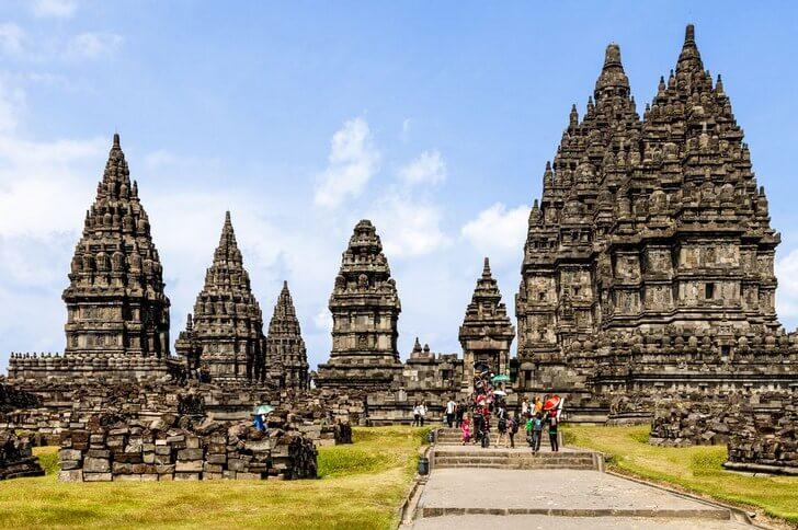 Топ 30 — достопримечательности Индонезии