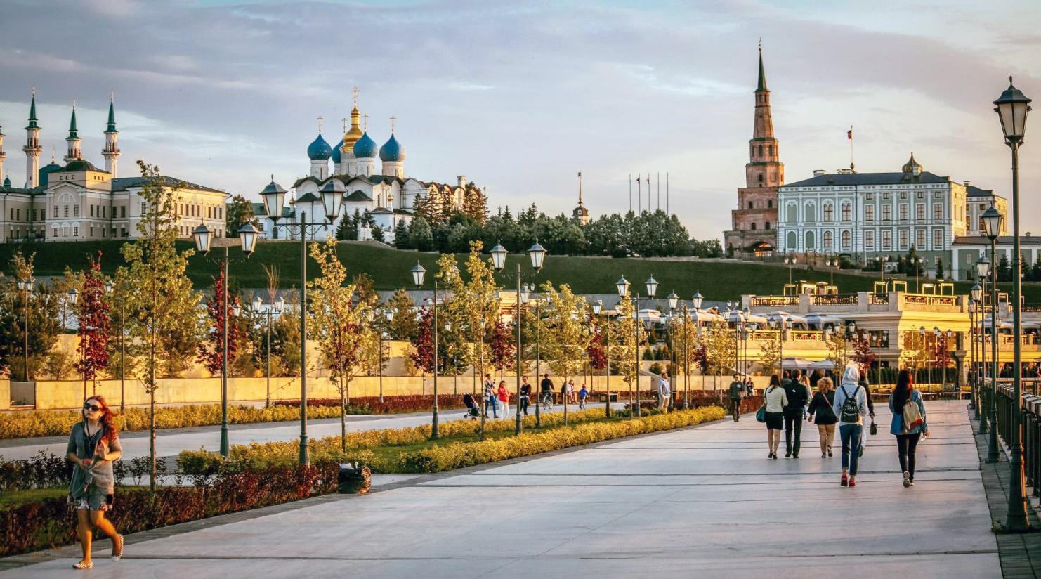 Достопримечательности Казани — Википедия