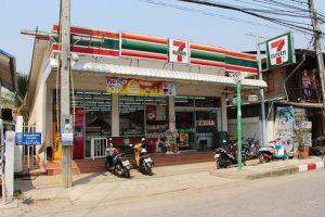 7-11 в Таиланде