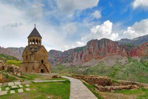 Бюджетная поездка в Армению