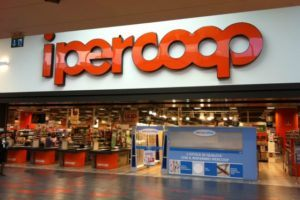 Coop и Ipercoop в Италии