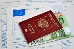 Документы для самостоятельного путешествия в Европу