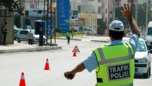 Дорожная полиция в Турции