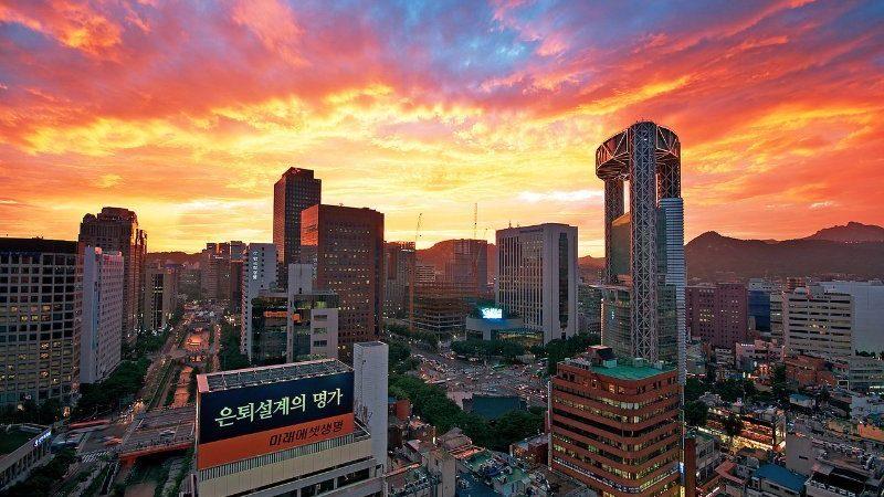 Достопримечательности Сеула