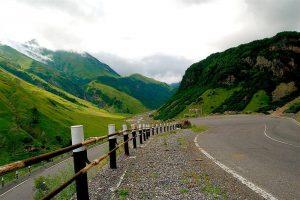 Горный маршрут по красотам Грузии