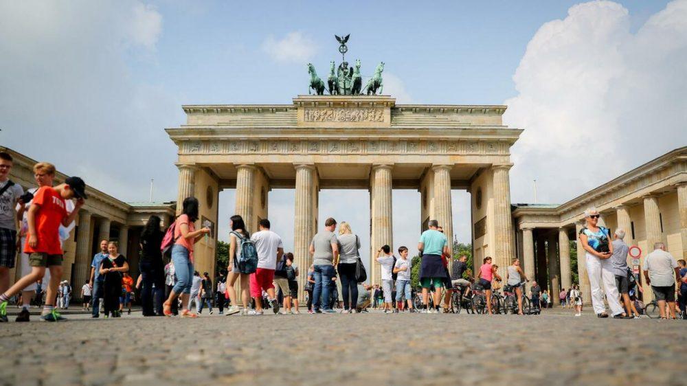 Города и курорты Германии