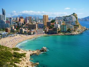 Испания - популярная страна для отдыха