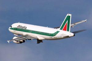 Итальянская авиакомпания Alitália