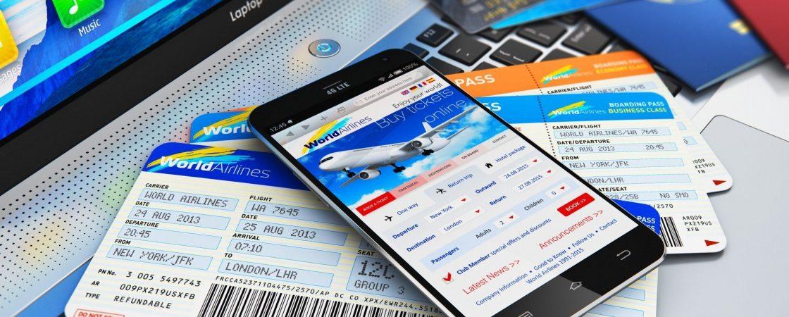 Как купить авиабилет через онлайн