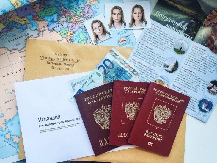 Как самостоятельно сделать шенгенскую визу