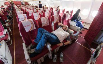 Какое место выбрать в самолете