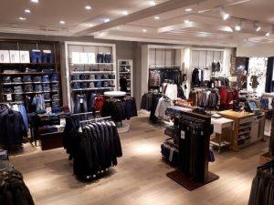 Магазины с одеждой в Германии