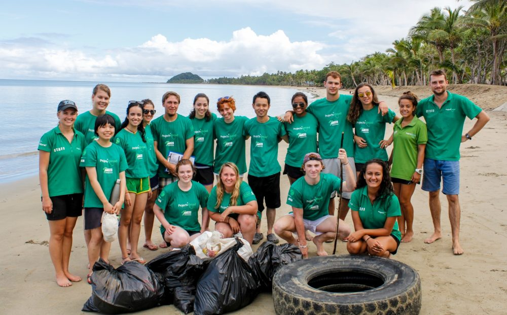 Международные волонтерские программы и организации