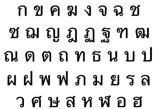 Общение и разговорники на тайском