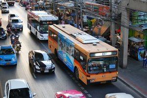 Общественный транспорт в Таиланде