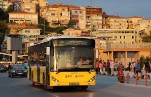 Общественный транспорт в Турции