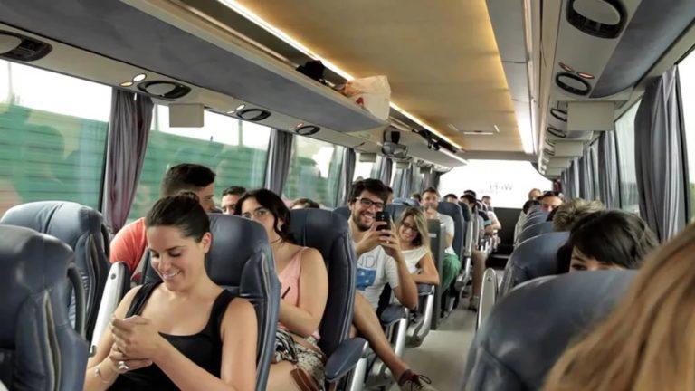 Особенности путешествий на автобусе