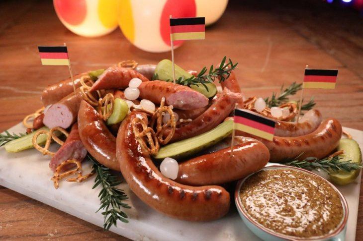 Питание в Германии
