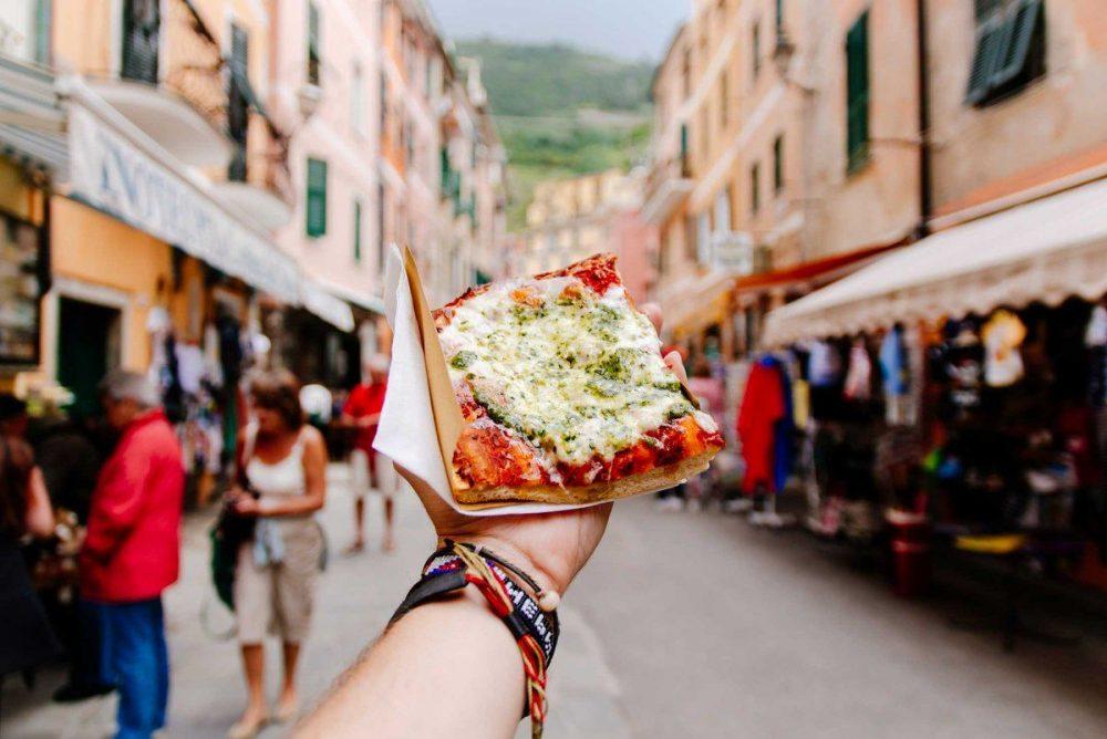 Питание в Италии