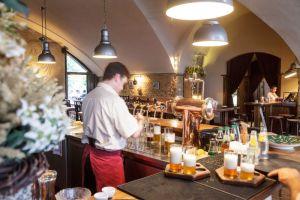 Пивной ресторан в Германии
