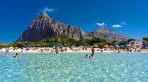 Пляжный отдых в Сицилии