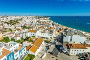 По городам Испании и Португалии