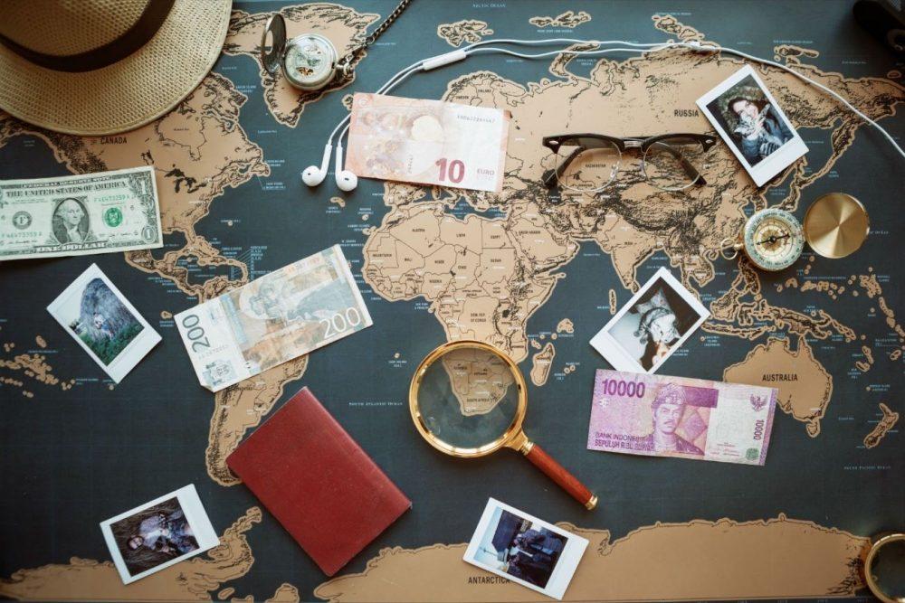 Подготовка к кругосветному путешествию