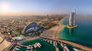 Популярная страна для отдыха - ОАЭ