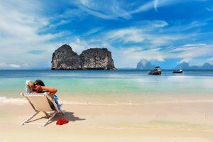 Популярная страна для отдыха - Таиланд