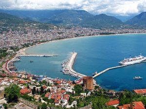 Популярная страна для отдыха - Турция