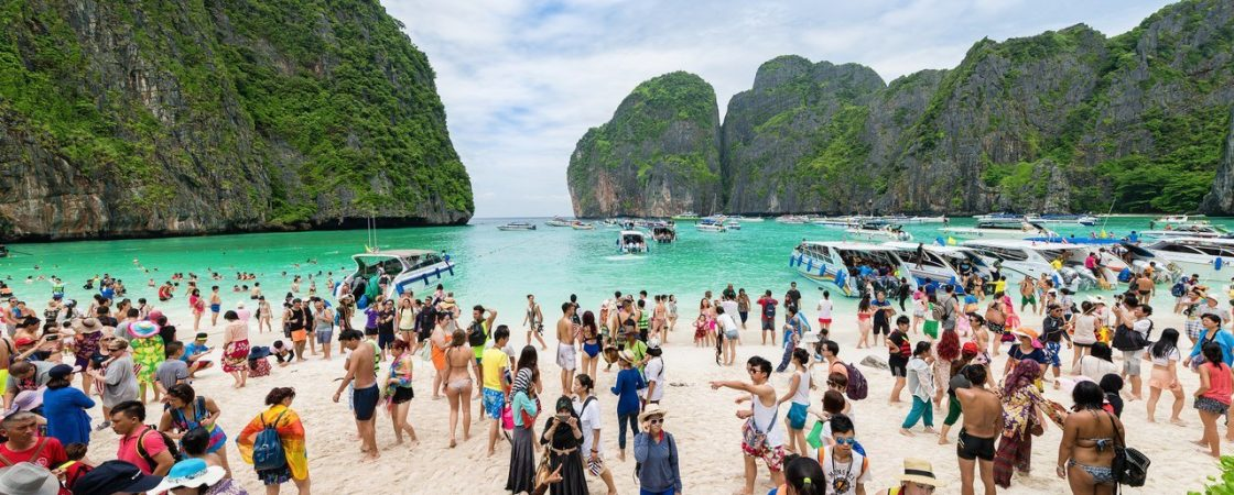 Популярные страны для отдыха